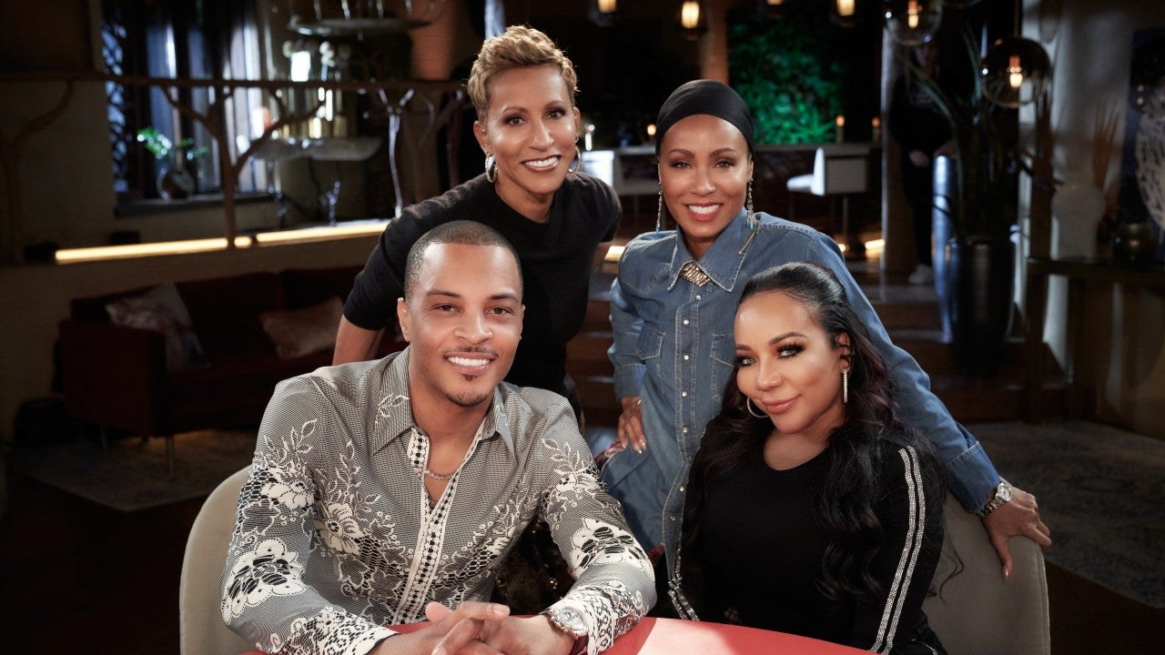 Jada Pinkett Smith Says T.I. Will Address His Comments on Daughter's Virginity on 'Red Table Talk' (Exclusive)