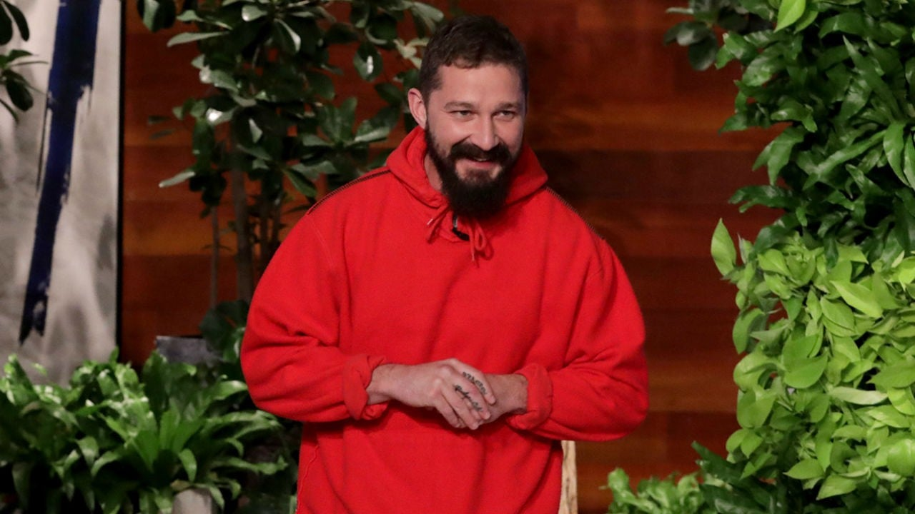Labeouf who is father shia Who Is