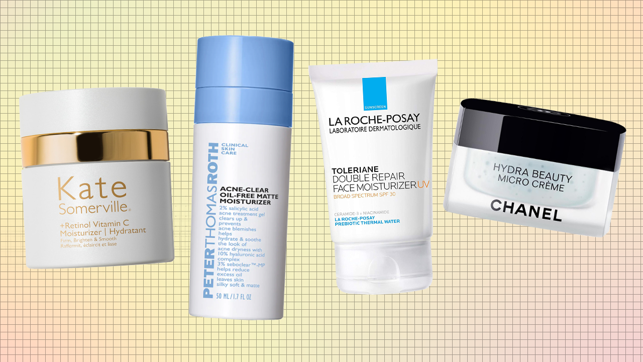 23 Best Face Moisturizers for Every Skin Type