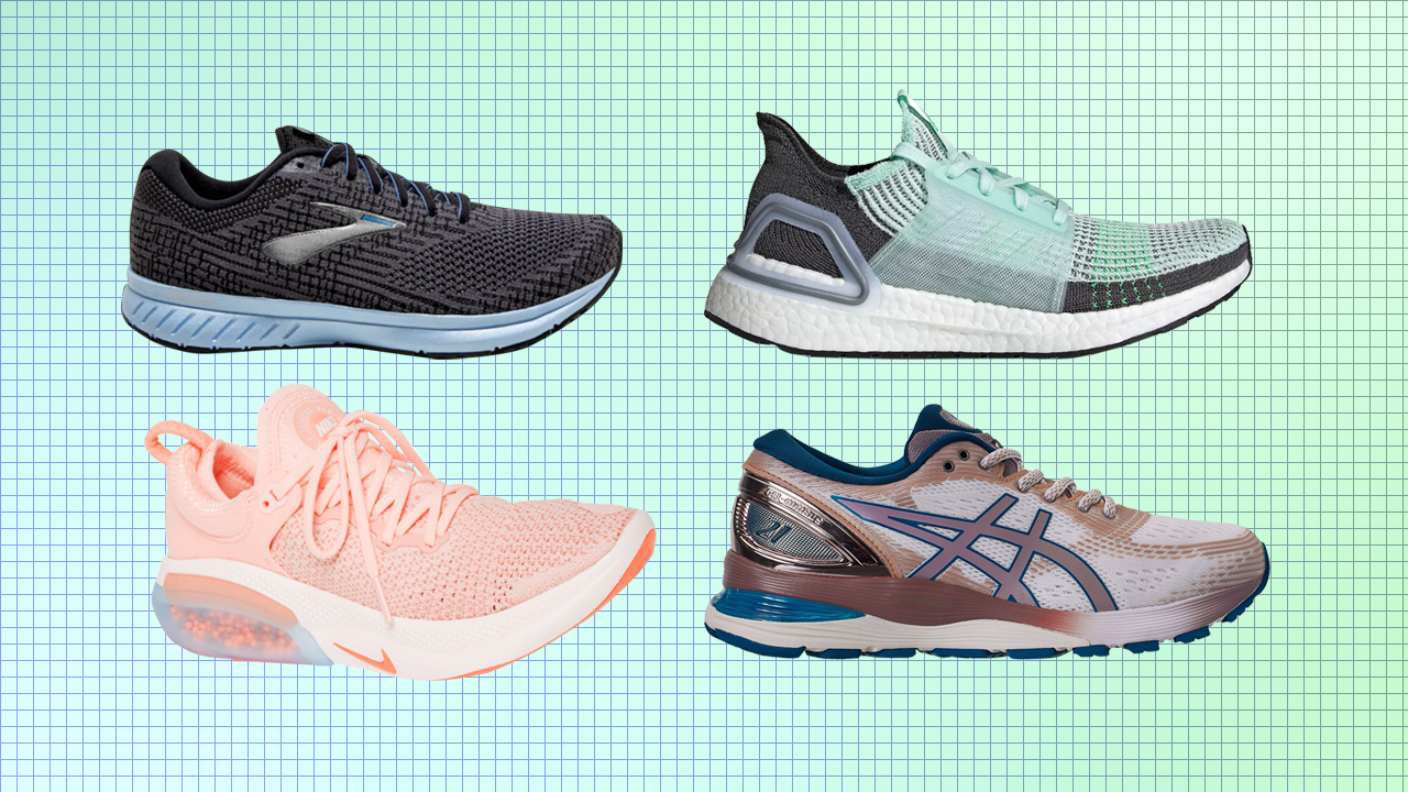 20 Best Running Shoes for Women -- Nike, Adidas, Allbirds, Asics, Saucony, Reebok, New Balance and More