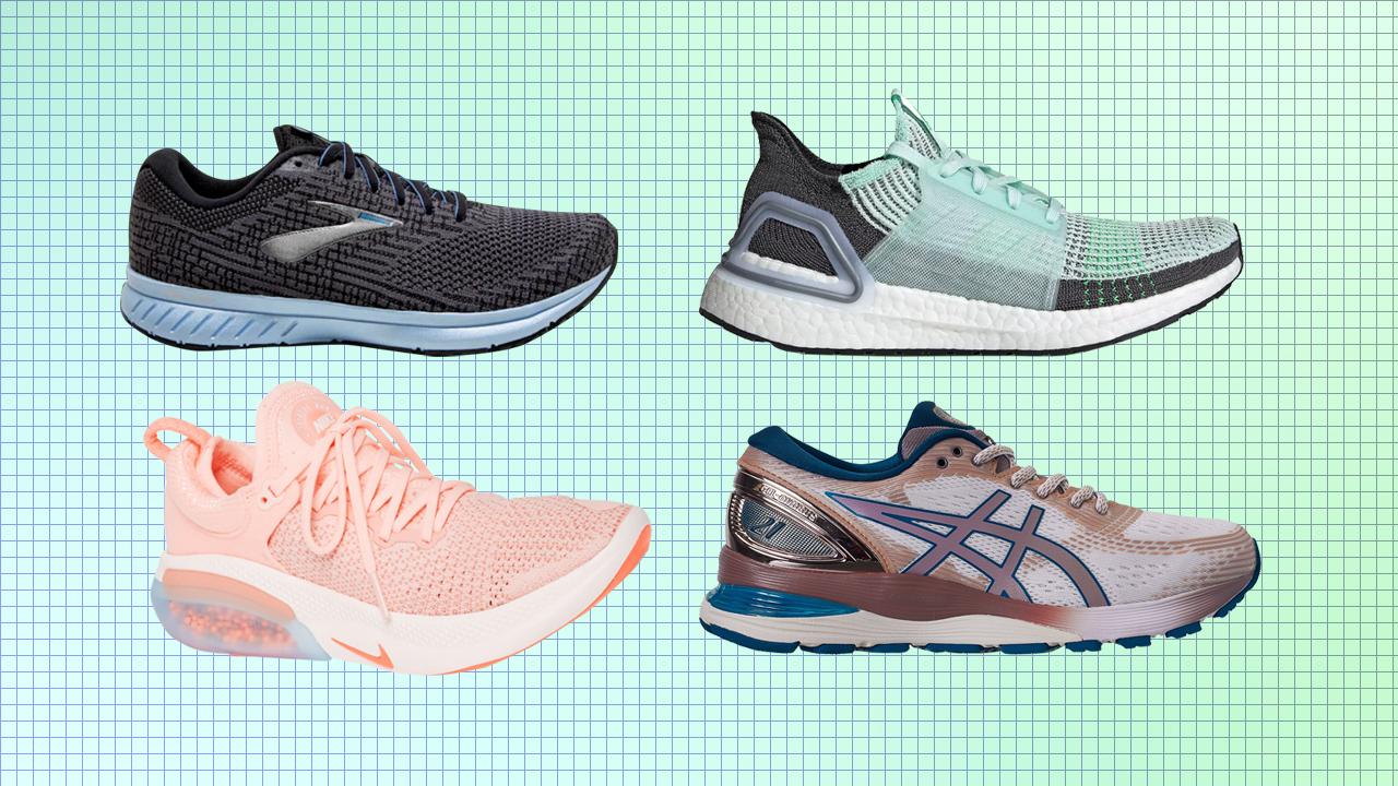 23 Best Running Shoes for Women - Nike, Adidas, Allbirds, Asics & More