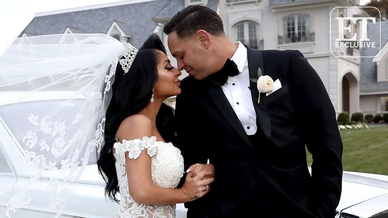 Angelina Pivarnick Nude Pics jersey shore' star angelina pivarnick marries chris