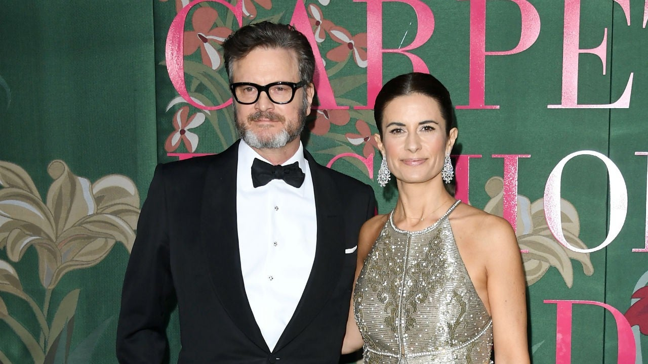 Colin Firth and Wife Livia Split After 22 Years of ...