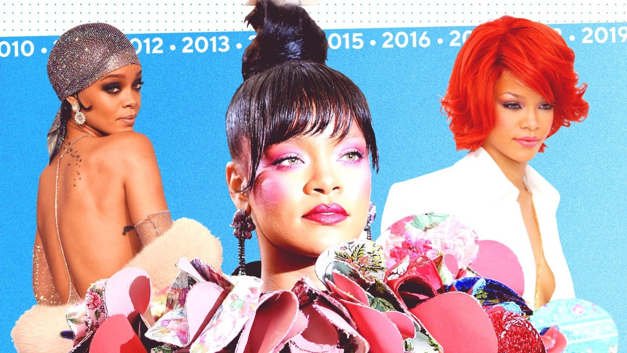 Happy 32nd Birthday, Rihanna! See Her Style Evolution