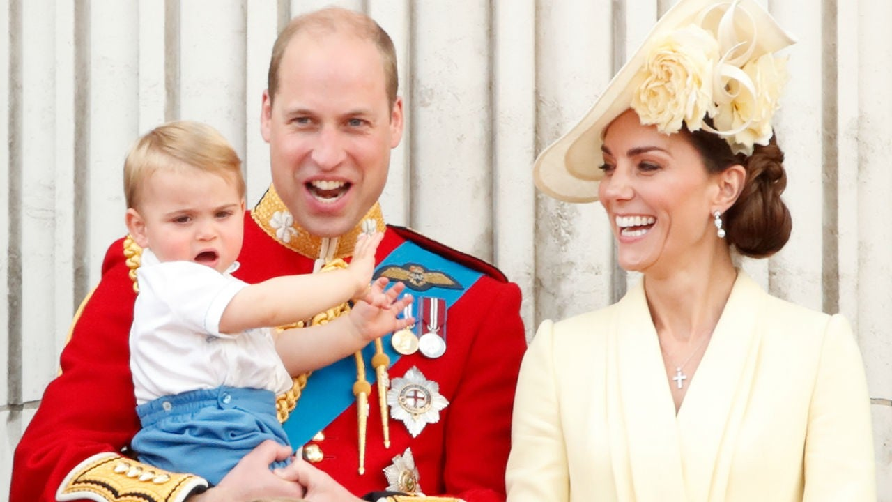 Prince William Shares New Pic With His Children For Christmas Entertainment Tonight