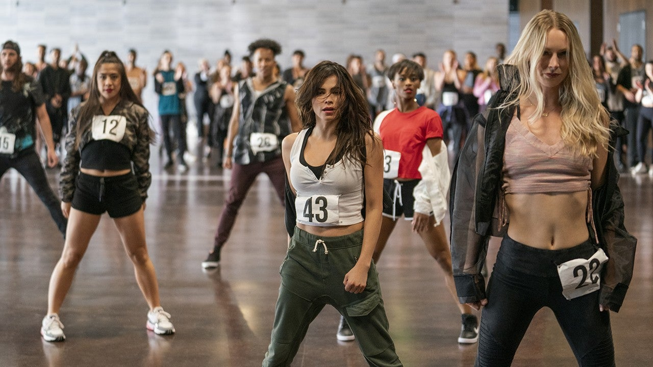 Jenna Dewan Dances To Her Own Soundtrack In Netflix Musical Drama Trailer Entertainment Tonight