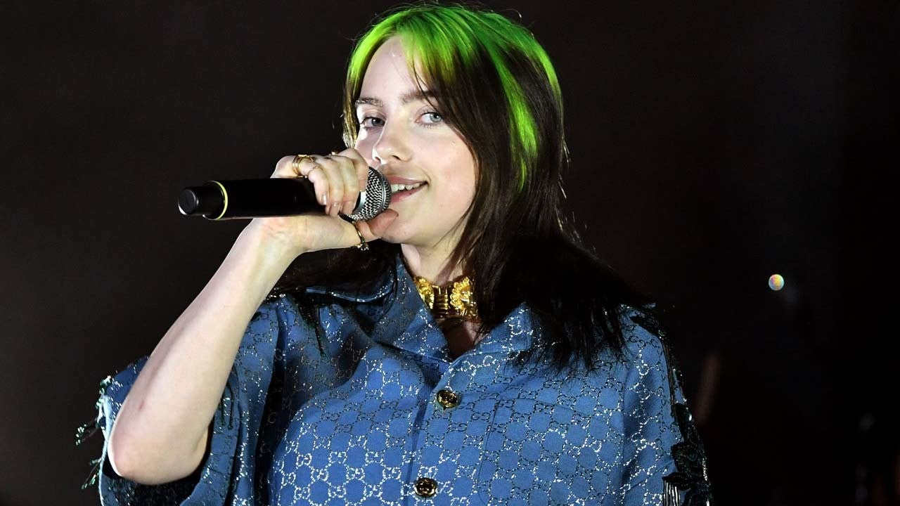 billie eilish reveals shes performing oscars entertainment tonight