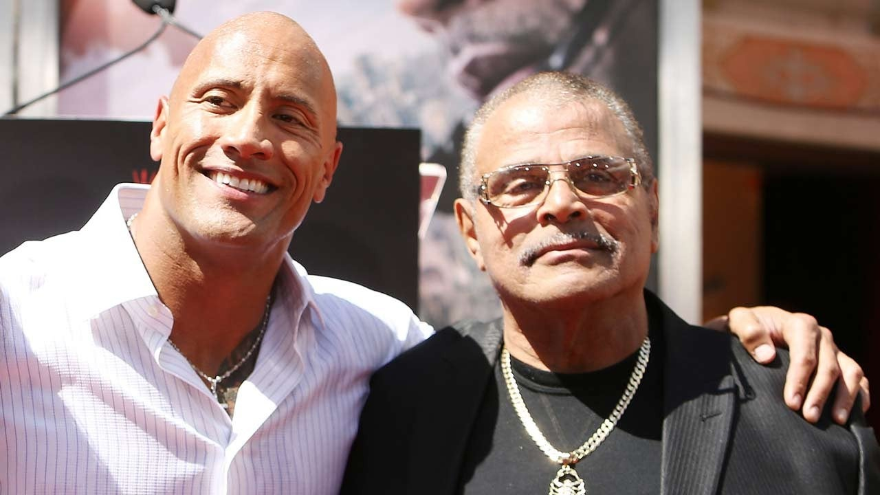 Rocky Johnson Wrestler And Father Of Dwayne The Rock