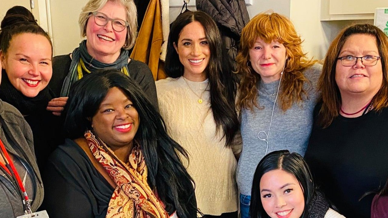 Inside Meghan Markle's Visit to Justice for Girls Center in Canada (Exclusive)