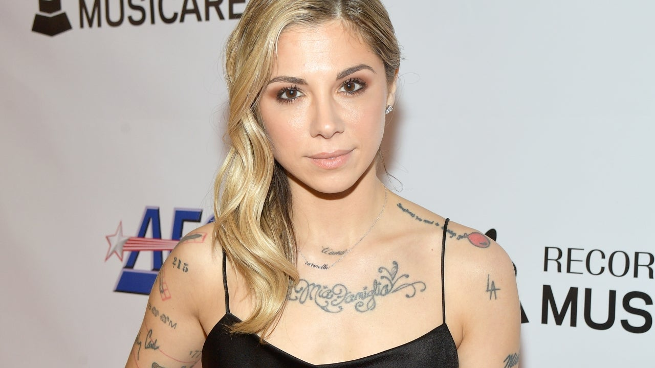 Christina Perri Pregnant With Second Child 6 Months After Miscarriage