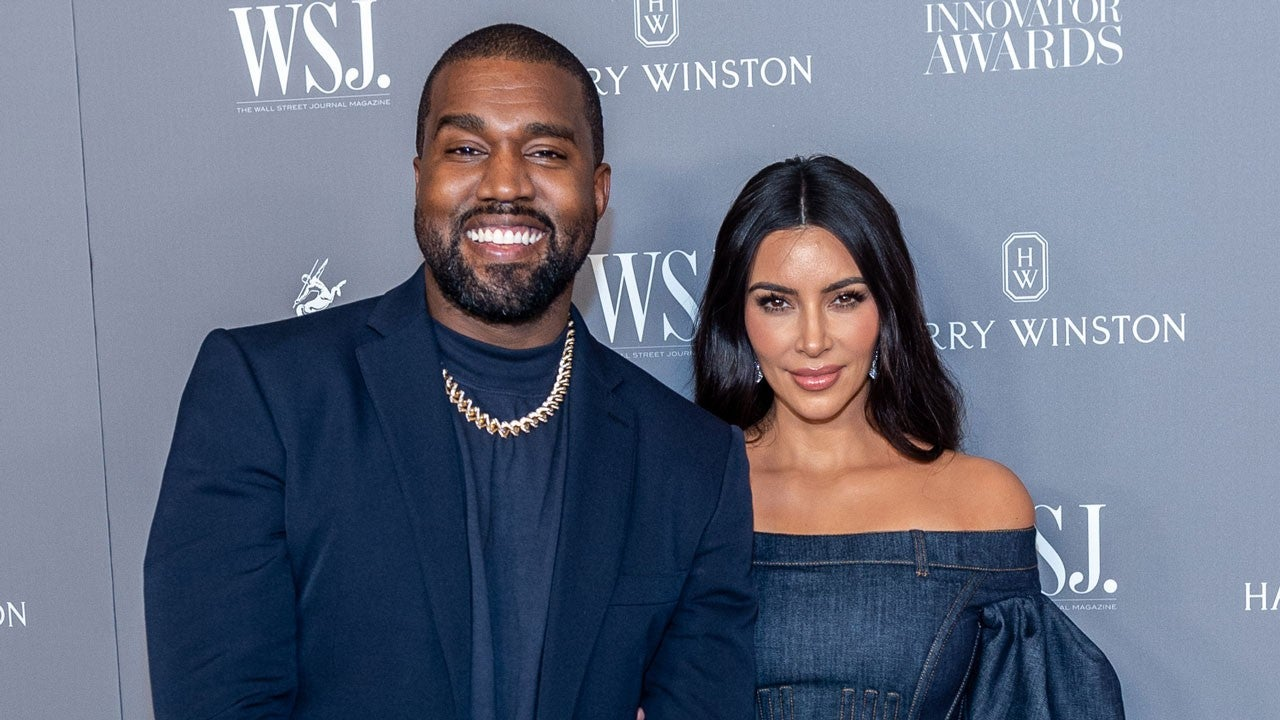 Kanye West Teams Up With Gap for Major Partnership -- and Kim ...