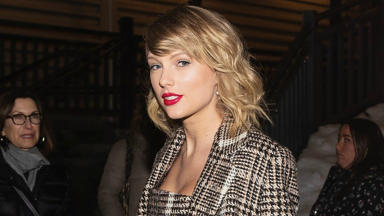 Taylor Swift Addresses Leaked Kanye West Video Says What Really Matters Is Supporting Good Causes Entertainment Tonight