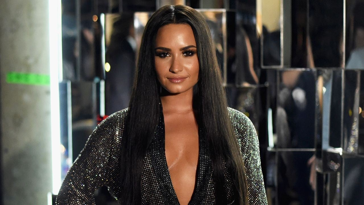 Pledge to Vote With Demi Lovato & You Could Win Items From Her Closet
