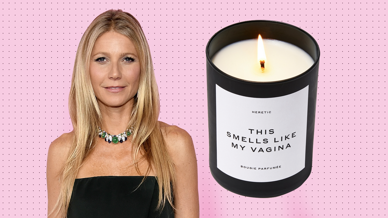 THAT Goop Candle Is Back in Stock Again -- Is It Worth $75?