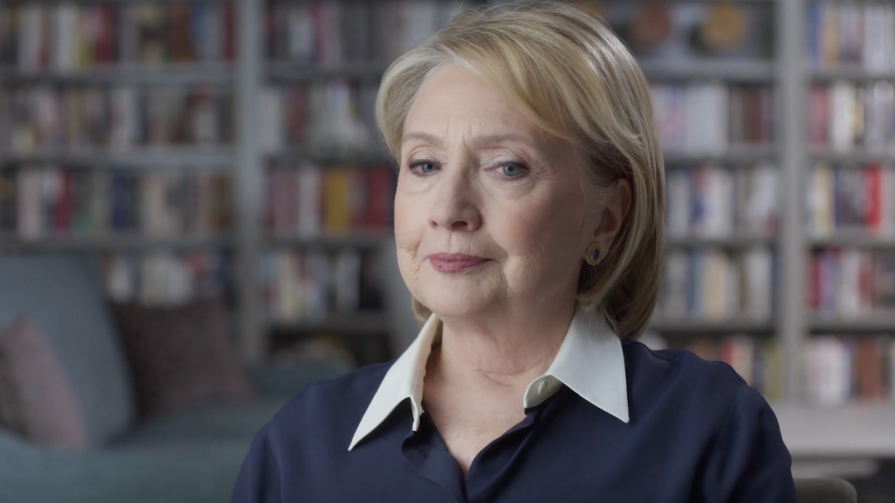 Hillary Clinton Opens Up About Bill Clinton's Affair With Monica Lewinsky in Hulu Documentary