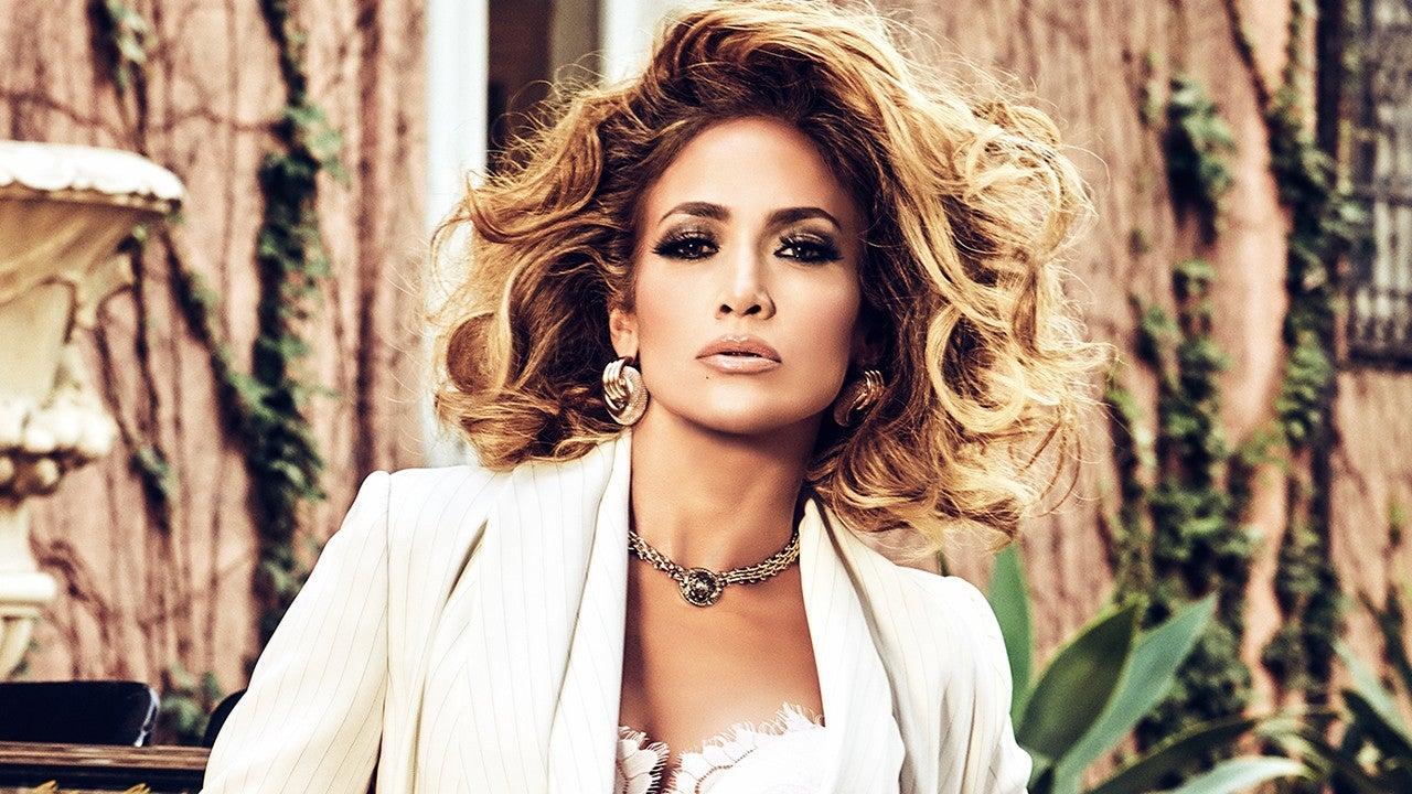 Jennifer Lopez Is a Glamorous '60s Bombshell in New ...