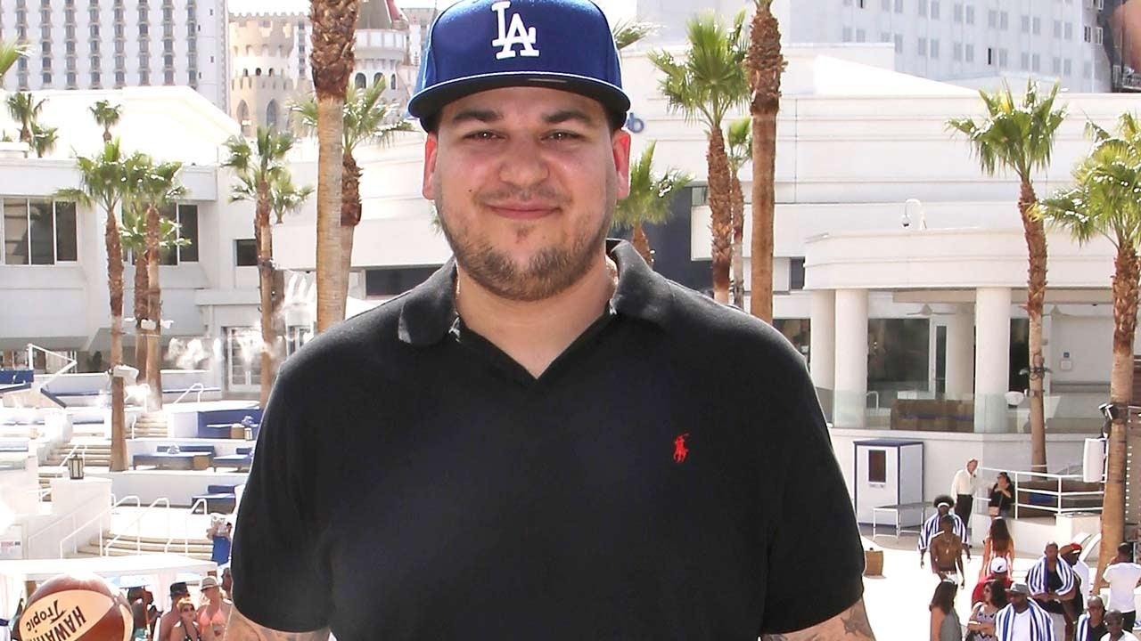 Rob Kardashian Staying Healthy for Daughter Dream and