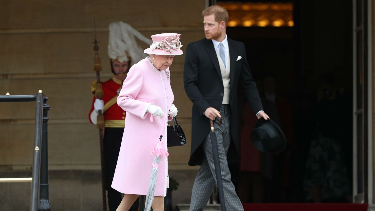 Prince Harry's Discussions With the Royals Were 'Extremely Friendly and Constructive'