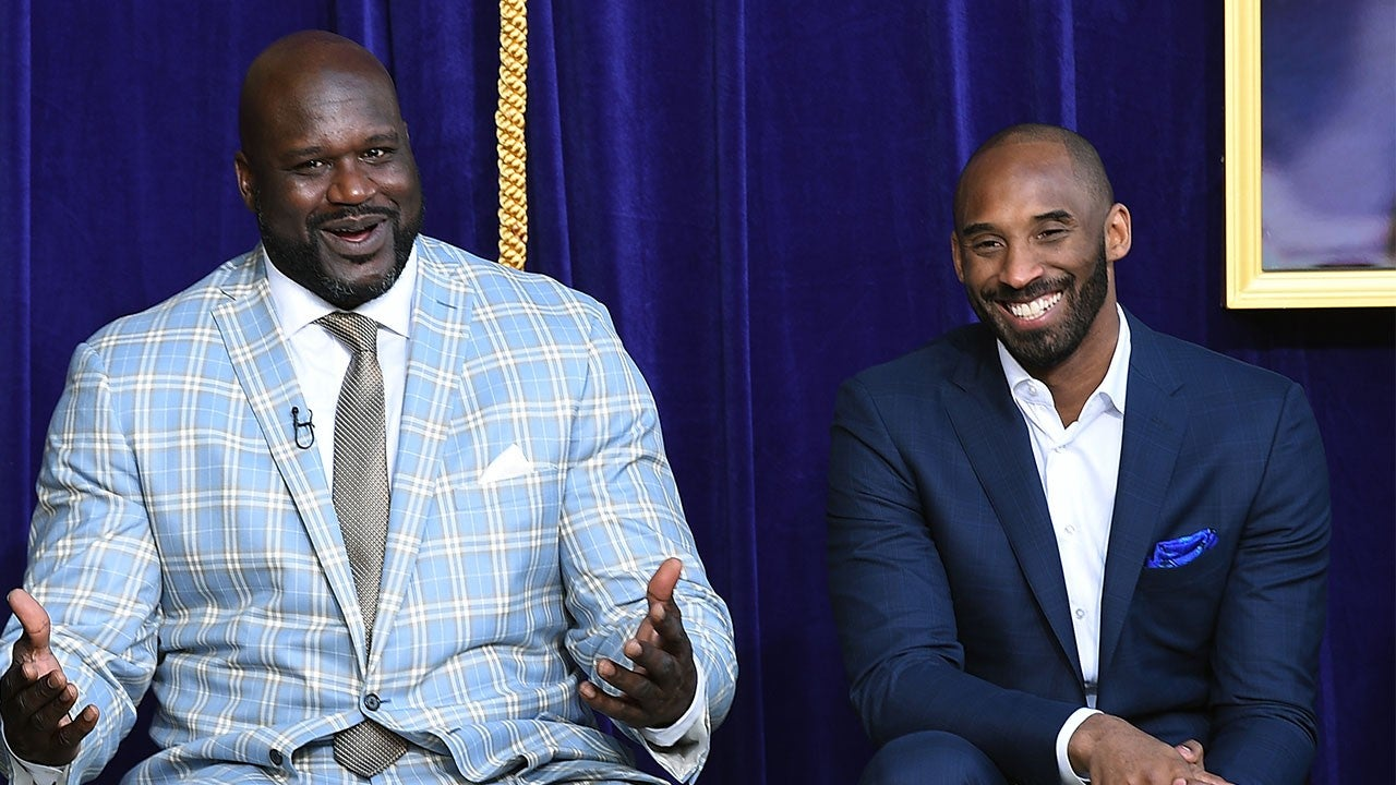 Shaquille O'Neal Hasn't Eaten or Slept Since Kobe Bryant's Death