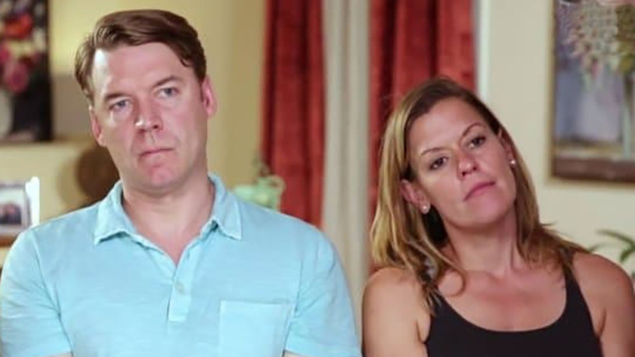 '90 Day Fiance' Tell-All: Michael and Sarah Reveal Why They Got Divorced