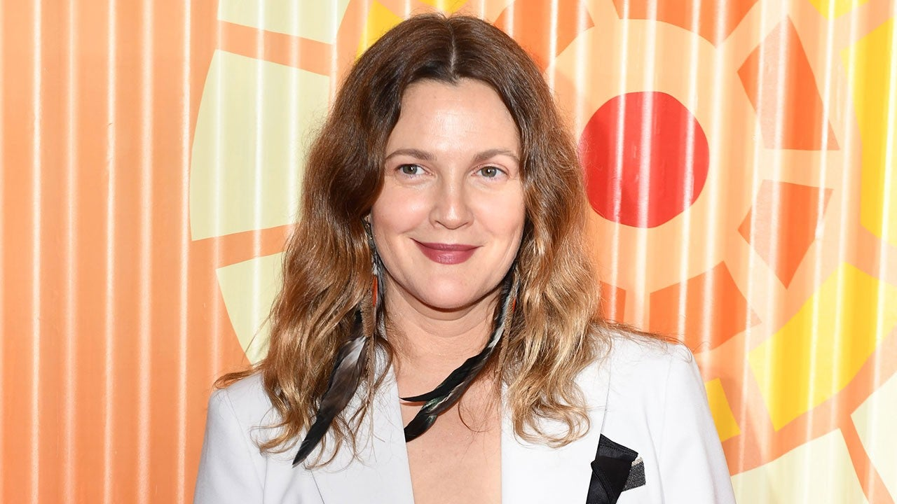 Drew Barrymore Shares Before & After Pics of Her 20-Pound Weight Loss