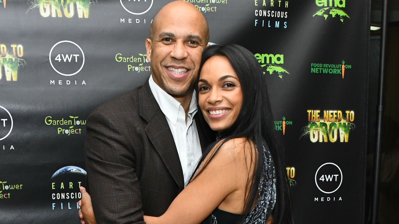Rosario Dawson Clarifies Her Sexuality & Relationship With Cory Booker