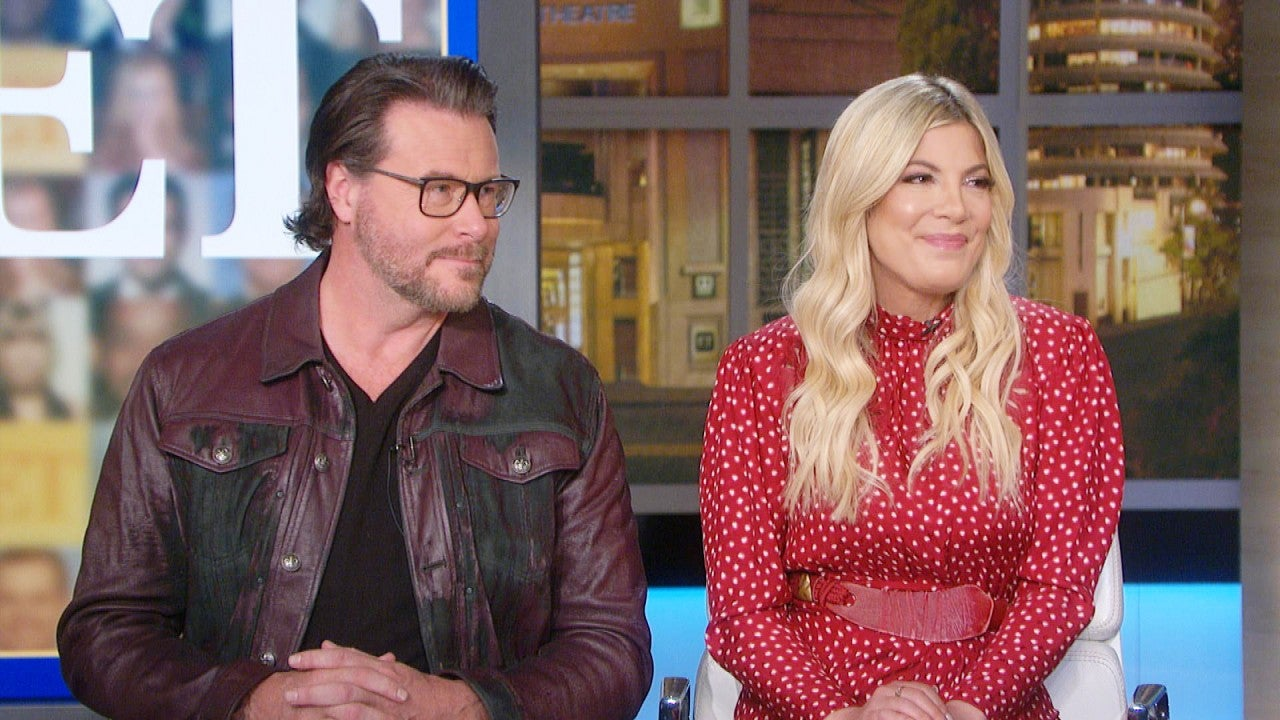 Dean McDermott Gives Update on Puppy He Rescued at ET