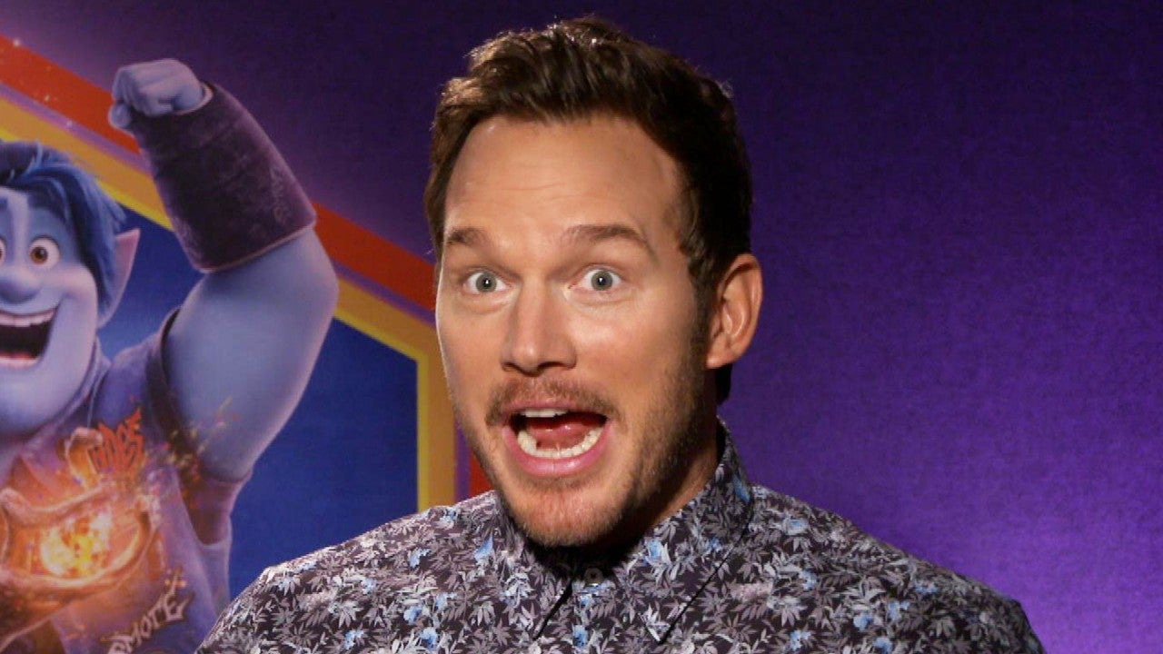 Chris Pratt Teases Valentine's Day Surprise for Wife Katherine