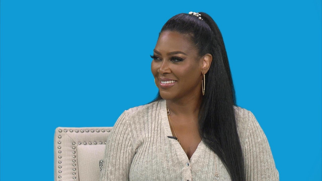 Rhoa Kenya Moore On The Drama With Nene Leakes Snakegate Wiggate Spitgate And More Exclusive Entertainment Tonight