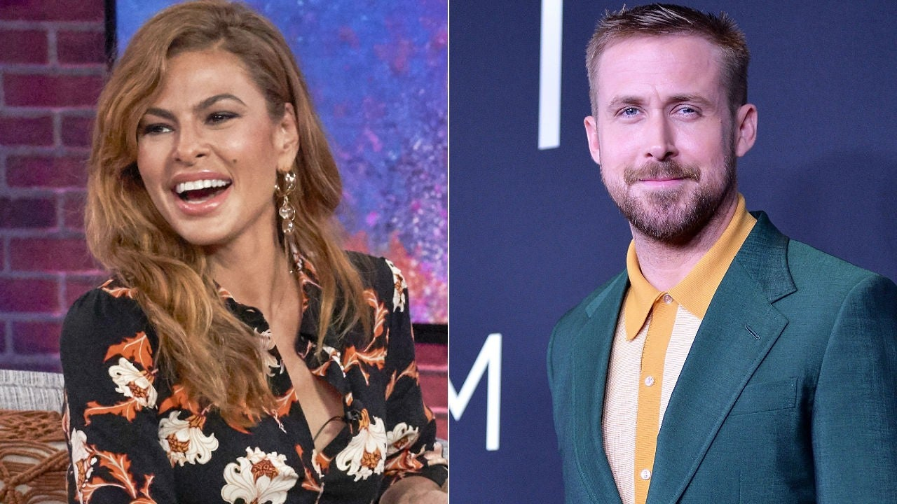 Eva Mendes Reveals Ryan Gosling's Secret Talent