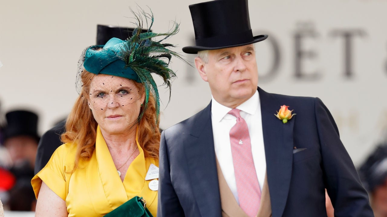 Prince Andrew's Ex Sarah Ferguson Shares Birthday Message Amid Scandal