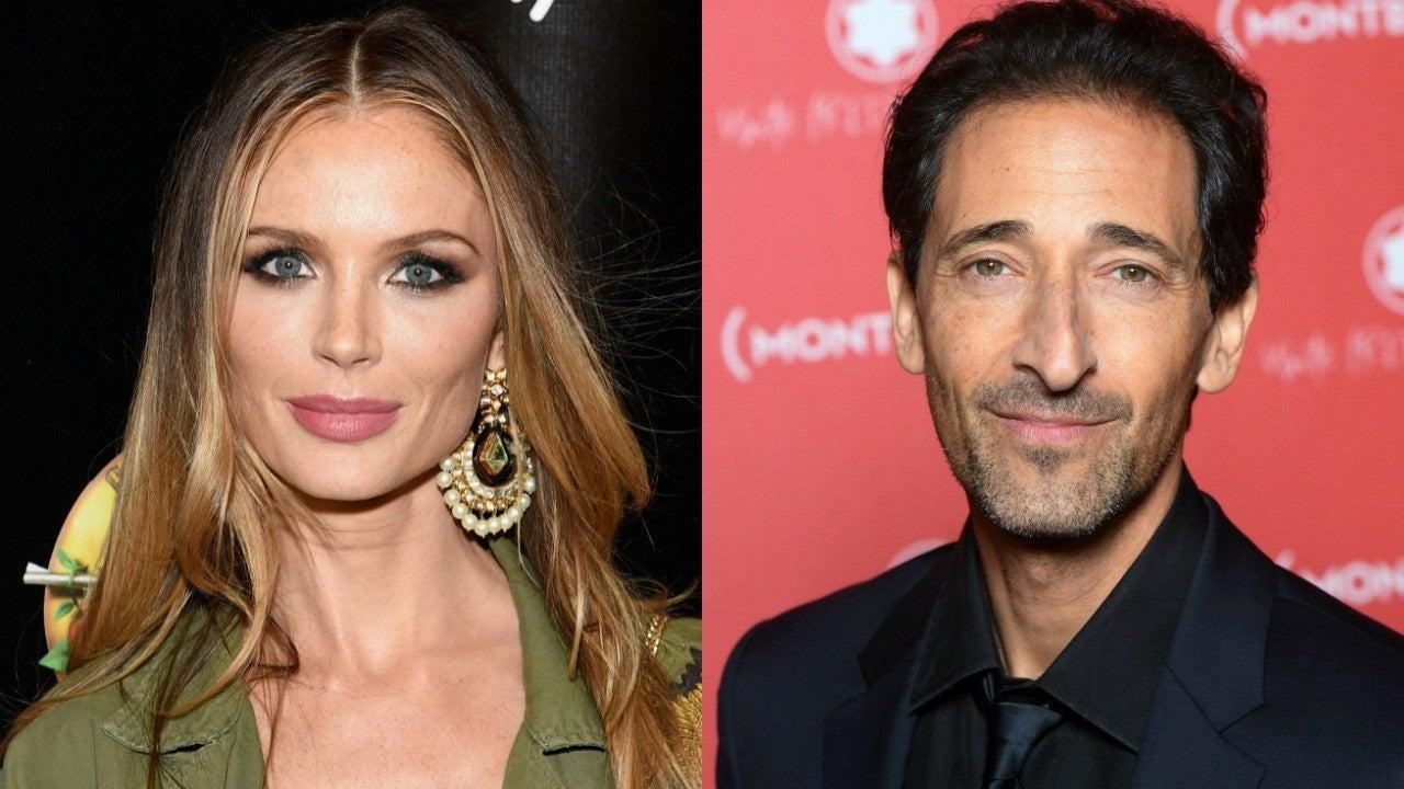 Georgina Chapman Dating Adrien Brody After Divorcing Harvey Weinstein: Report