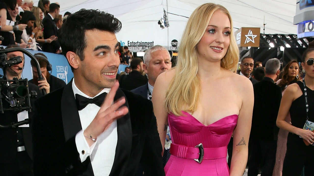 Joe Jonas Wishes Sophie Turner a Happy Birthday Following Baby News