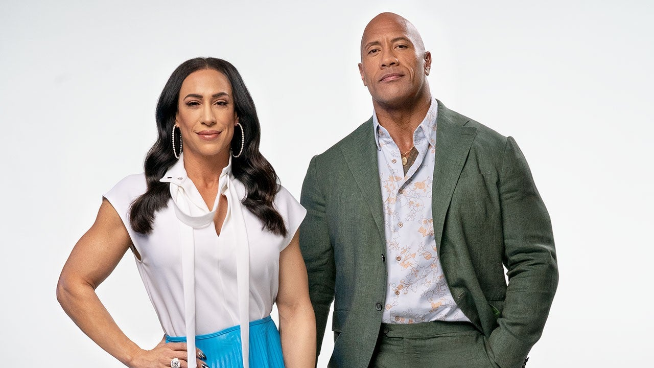 Dwayne Johnson and Dany Garcia Reveal Athleticon 2020 Programming
