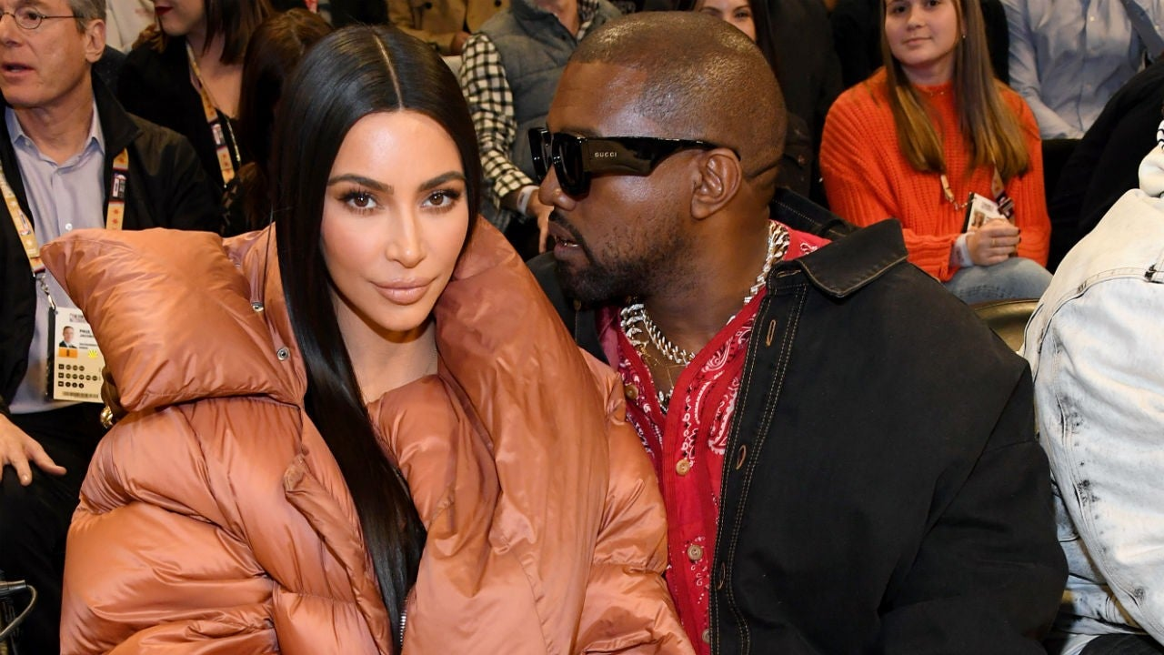 Kim Kardashian and Kanye West Enjoy a Day Full of KFC and PDA in Paris