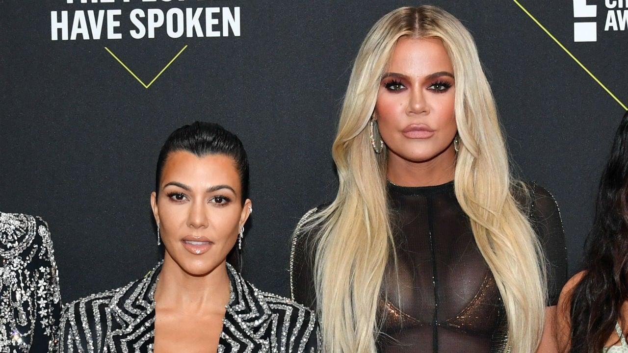 Khloe Kardashian Says Kourtney 'Ruined' Her Post-Oscars Night Out With Kylie Jenner