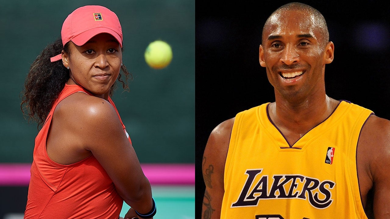 Naomi Osaka Shares Video of Her Tennis Match With Kobe Bryant