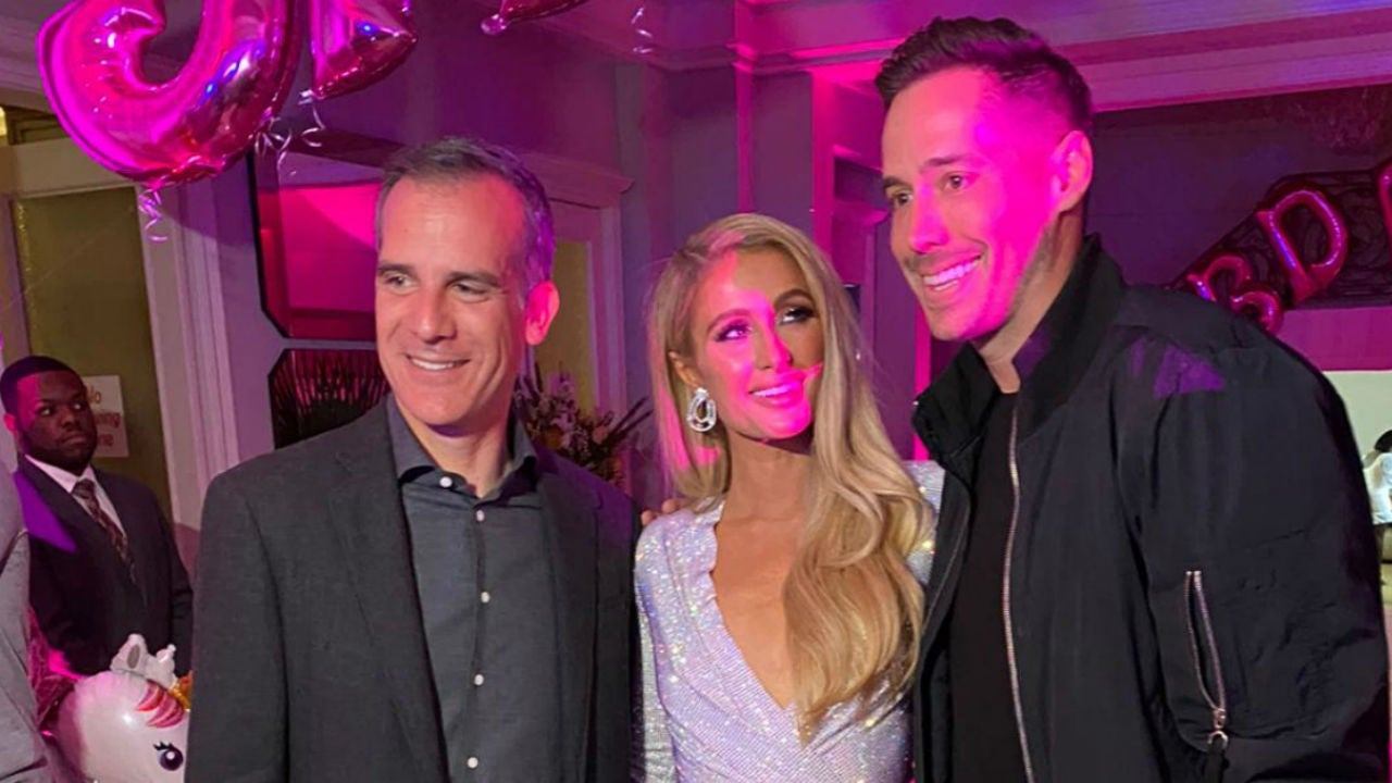Inside Paris Hilton's Star-Studded Birthday Party With Kim and Kourtney Kardashian