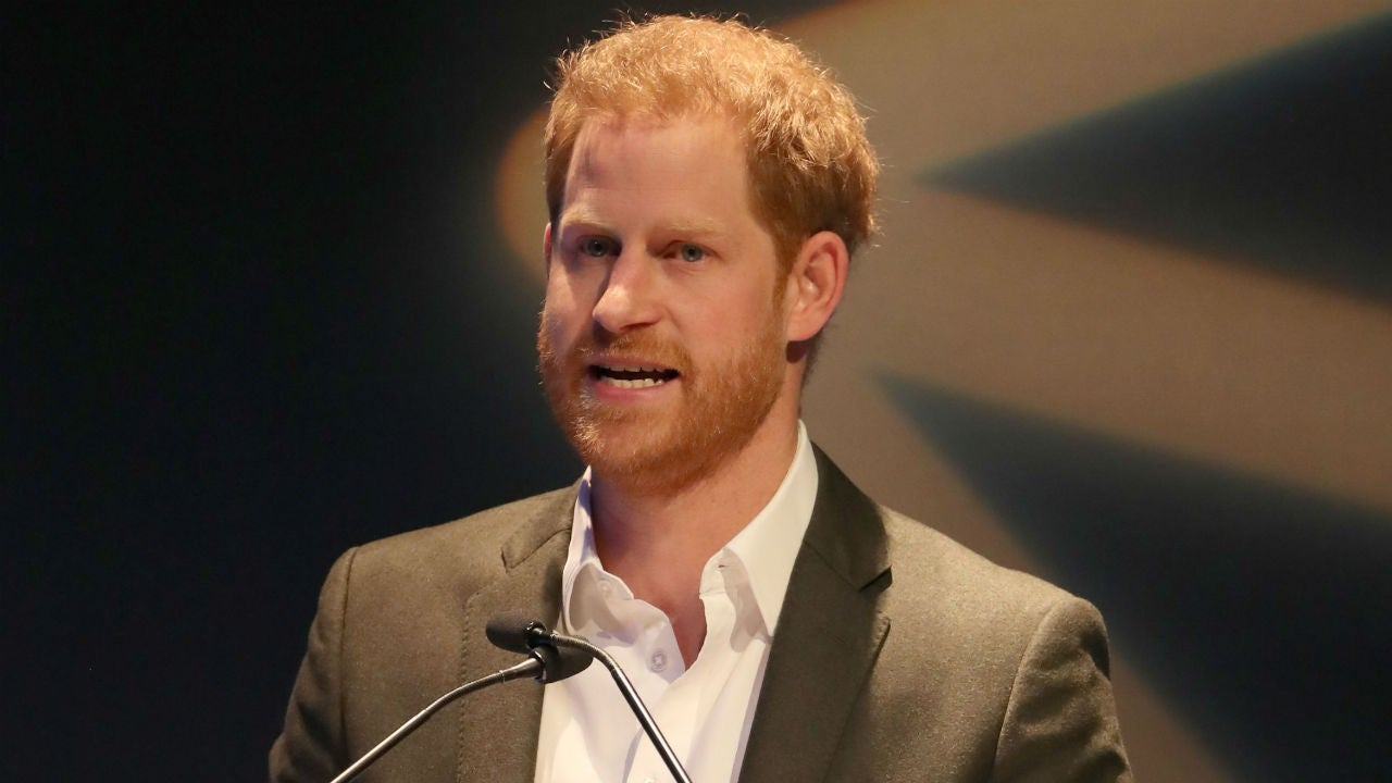 Prince Harry Requests to Be Called 'Harry' During U.K. Appearance