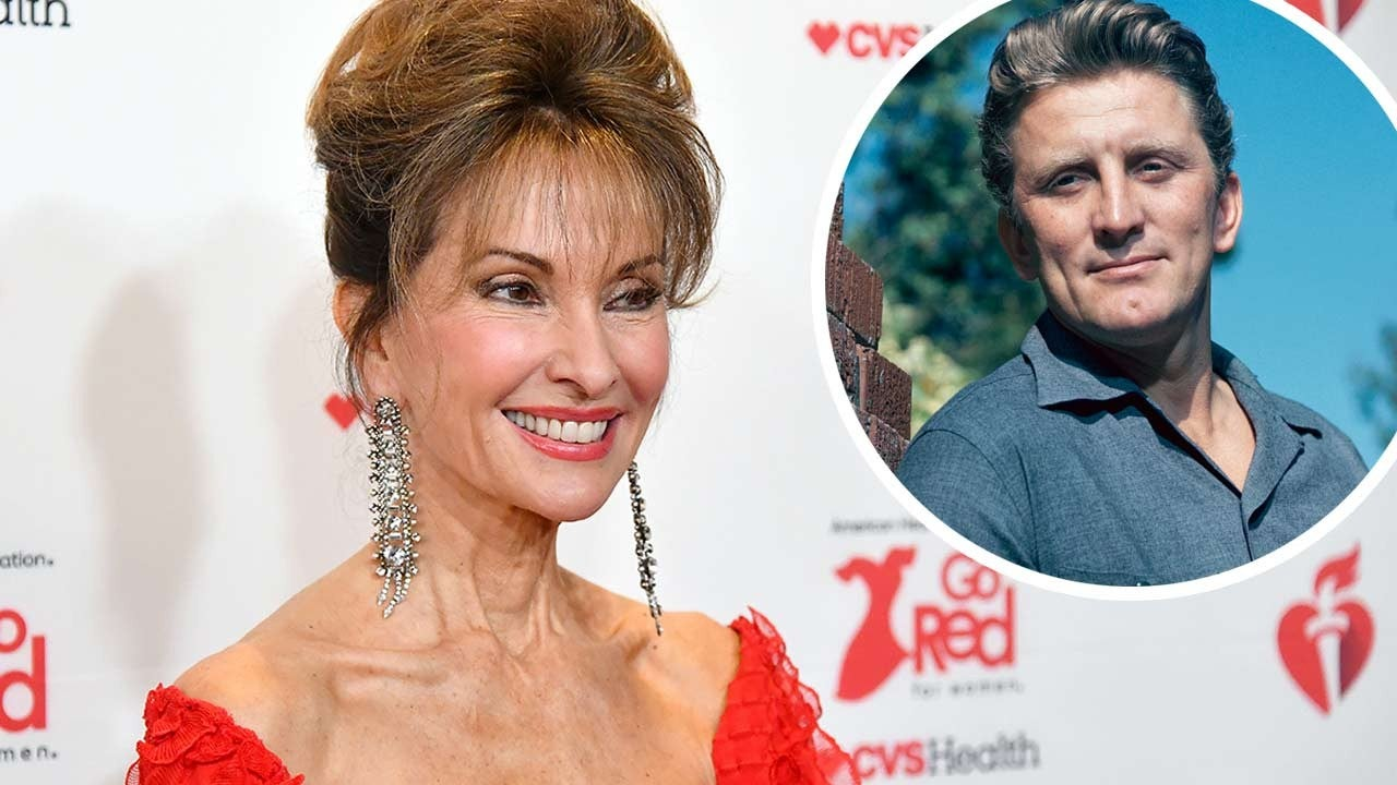 Susan Lucci Remembers Kirk Douglas as 'Hollywood Royalty' (Exclusive)