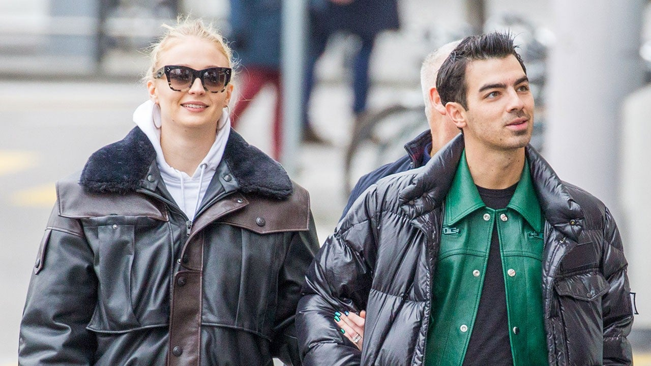 Sophie Turner & Joe Jonas Step Out in Switzerland Following Baby News