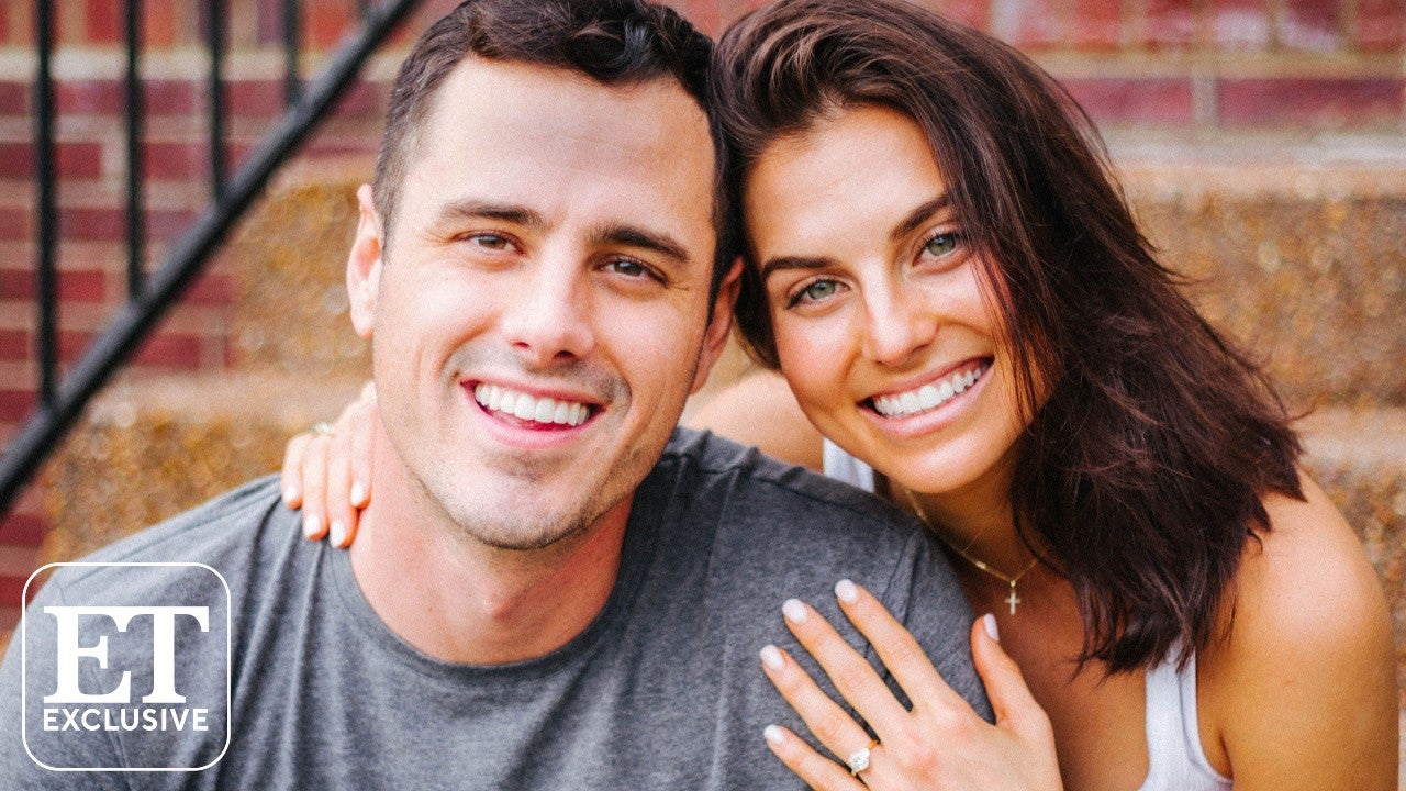 Ben Higgins Is Engaged to Girlfriend Jessica Clarke -- See the Photos (Exclusive)
