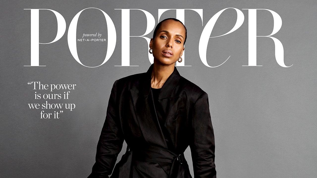 Kerry Washington Debuts a Fierce New Hairstyle: Pics