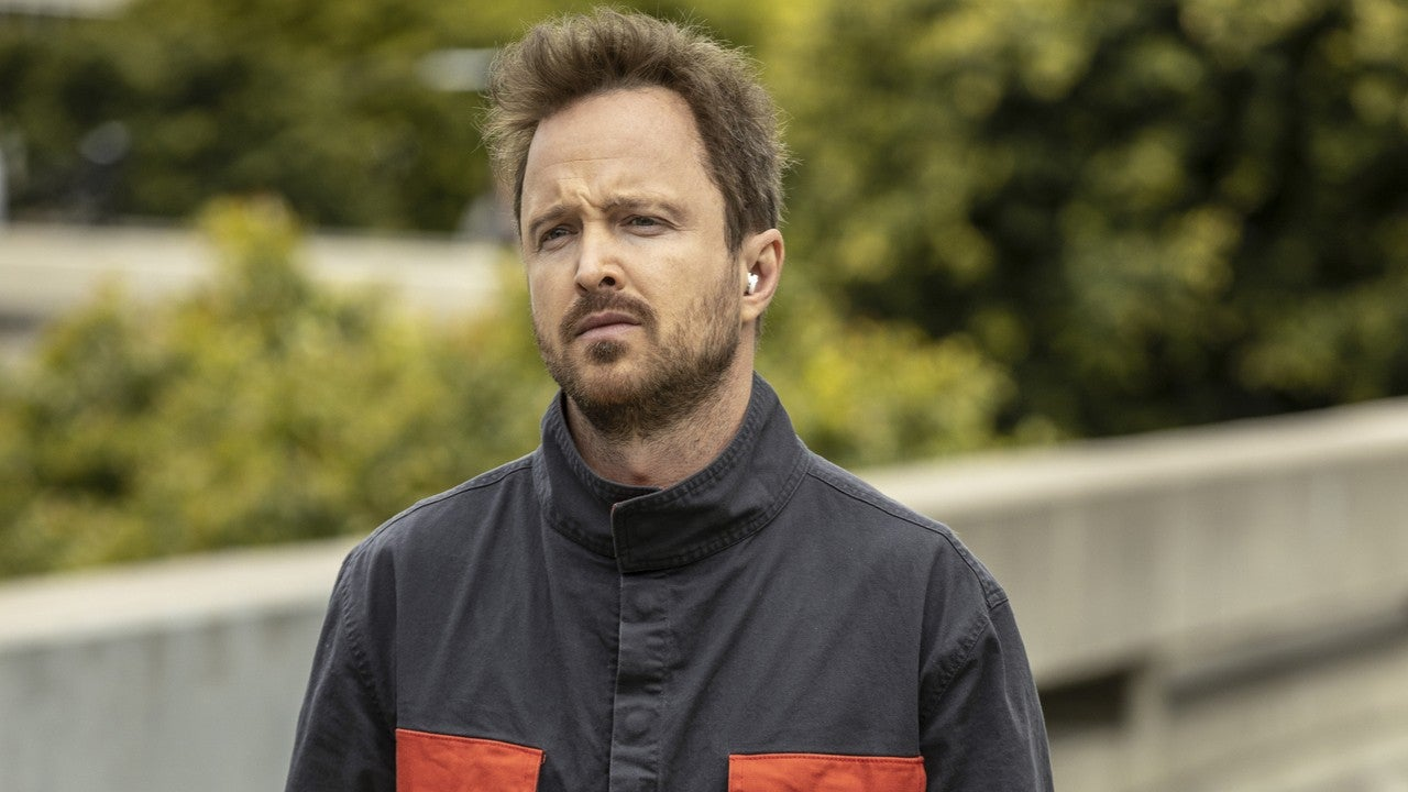 'Westworld': Aaron Paul on That 'Breaking Bad' Line (Exclusive)