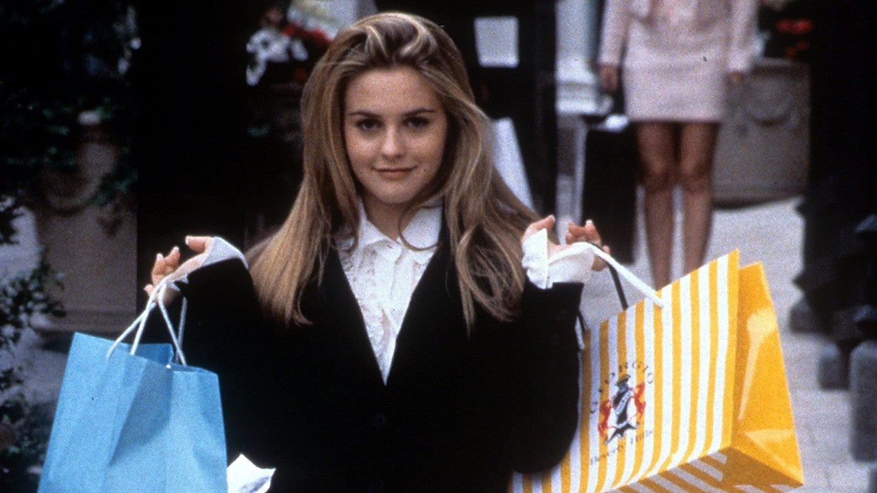 Channel 'Clueless' in the Film's Most Iconic Outfits Ahead of Its 25th  Anniversary | Entertainment Tonight