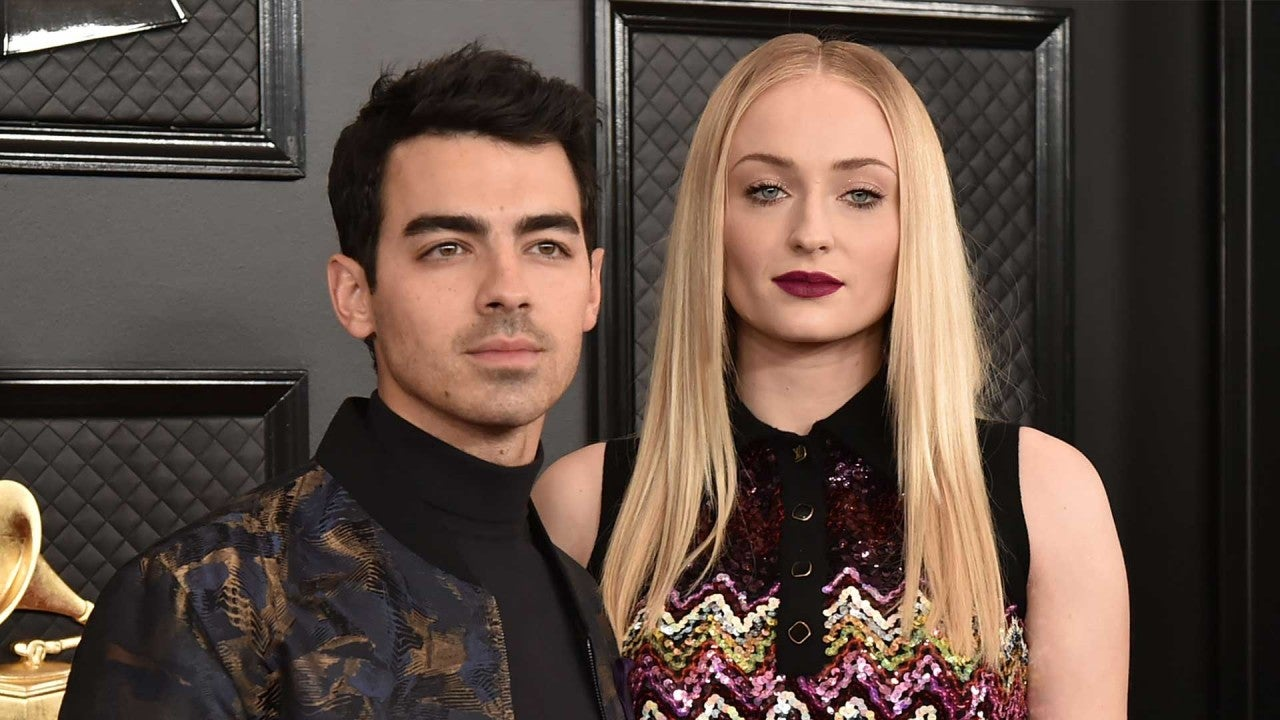 Joe Jonas Sees Wife Sophie Turner Walking Down the Aisle Every Time He Sings This Song