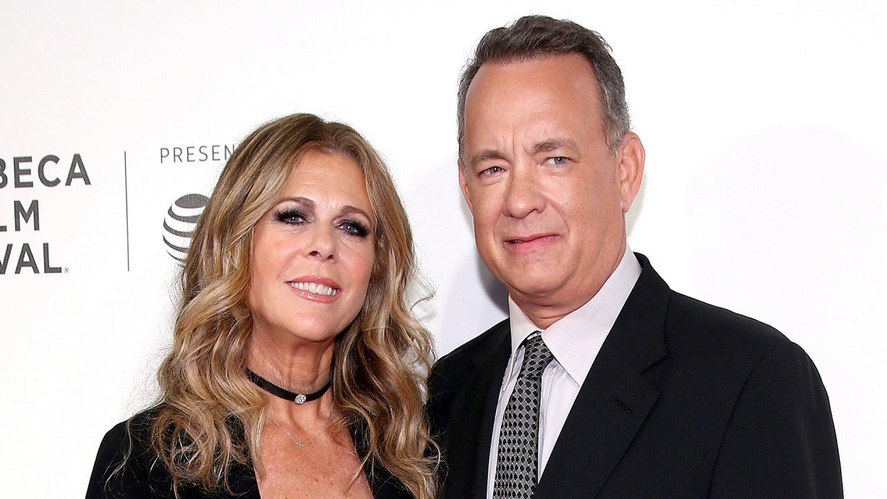 Tom Hanks and Rita Wilson's Celebrity Friends Send Well Wishes Following Their Coronavirus Diagnosis