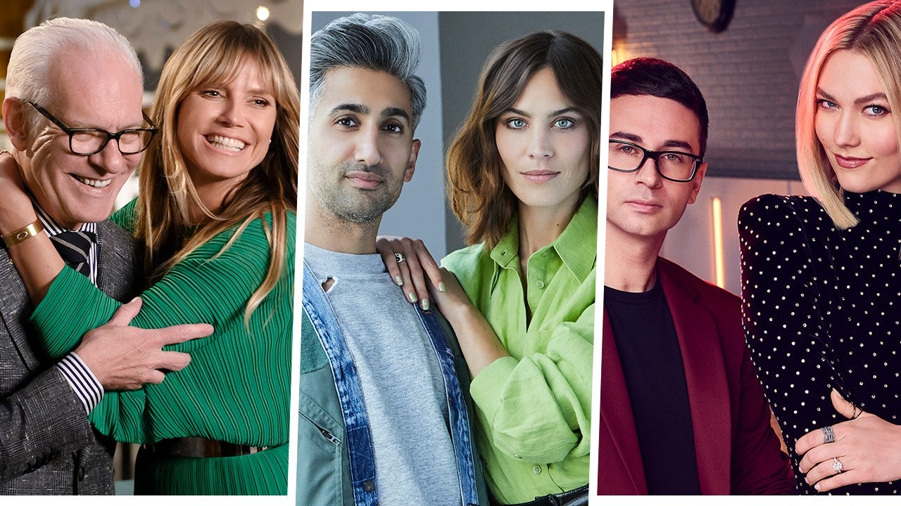 Your Streaming Guide To Fashion Competitions Making The Cut Next In Fashion And Project Runway Entertainment Tonight