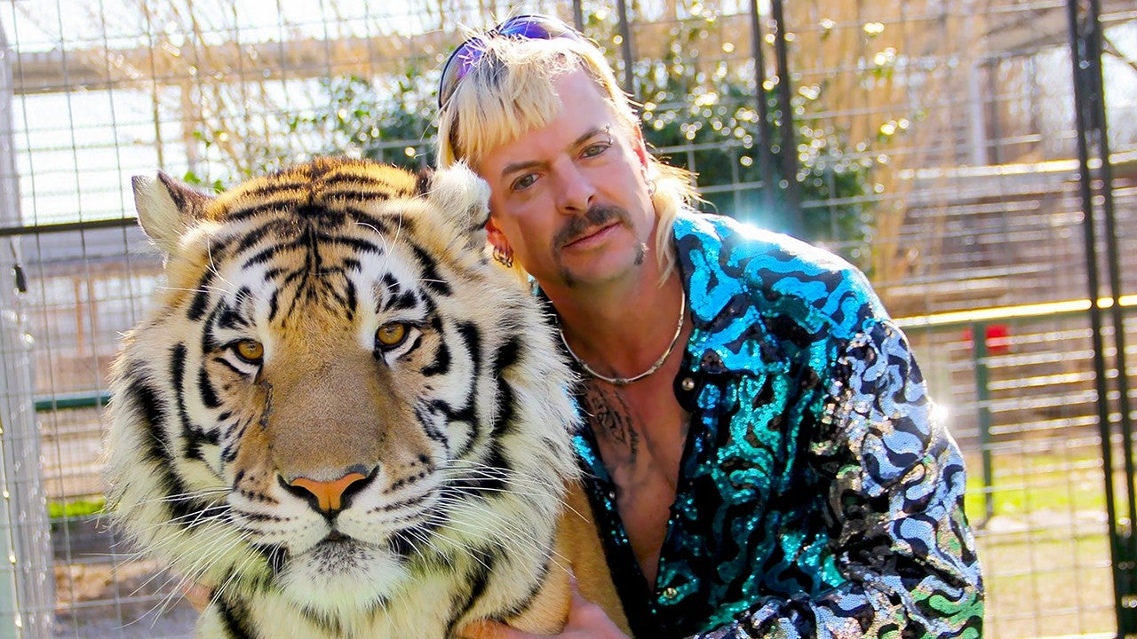 Joe Exotic Asks to Be Pardoned, Sends Message to Dillon Passage From Prison: See the Letter (Exclusive)