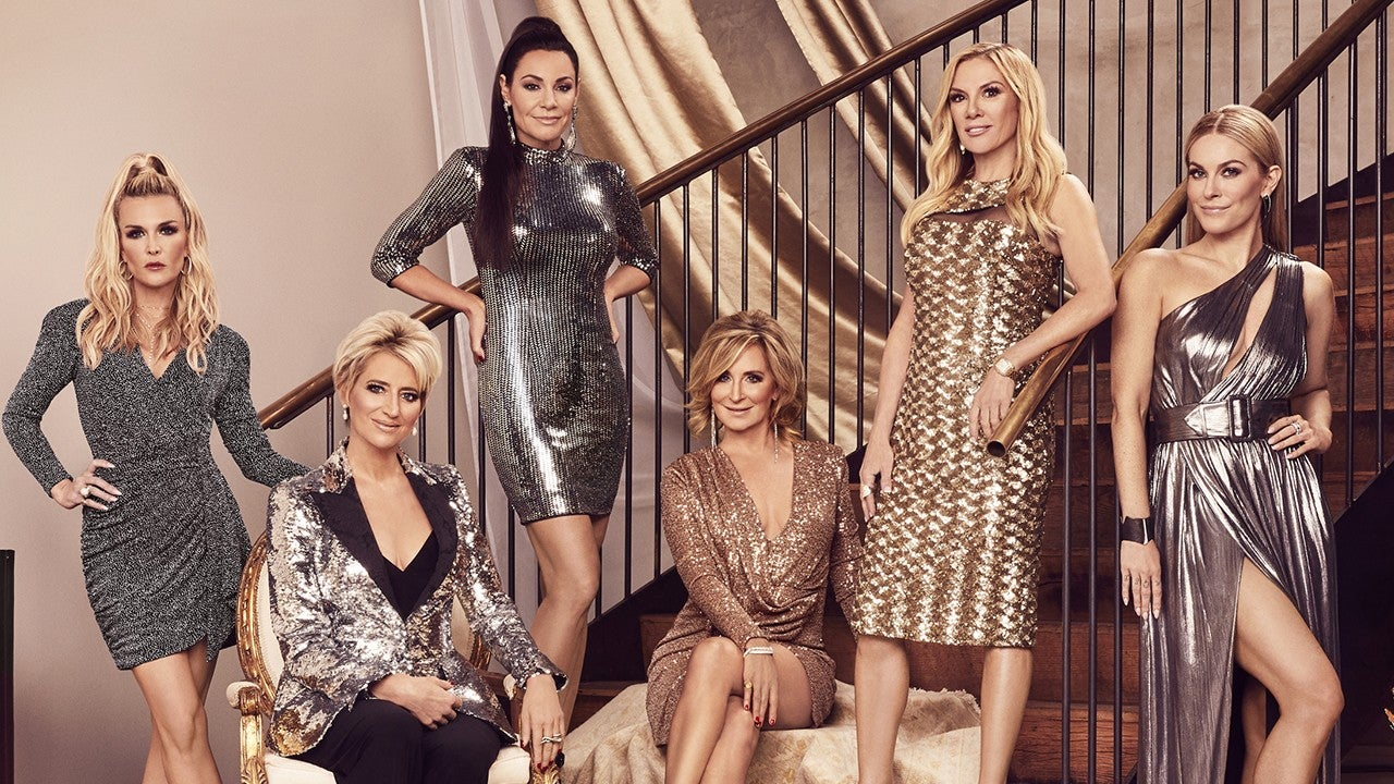 All The Real Housewives Of New York Drama To Remember Leading Up To Season 12 Entertainment Tonight